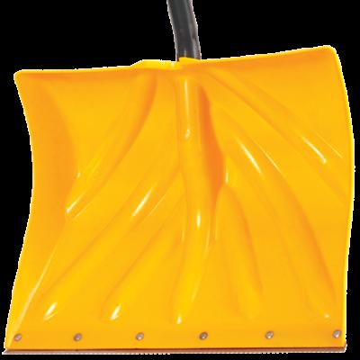 snow shovel, poly shovel